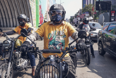 Royal Enfield One Ride Worldwide Social Riding
